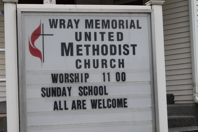 Wray Memorial United Methodist Church 101 S 4th Street