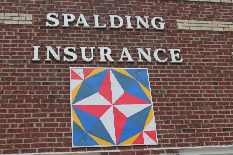 Spalding Insurance located at 314 E. Barnard