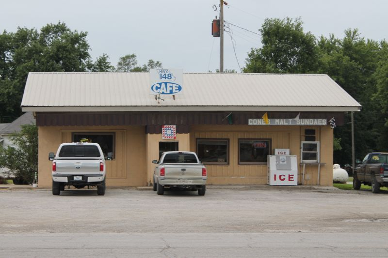 Hwy 148 Cafe located at 202 N Hwy 148