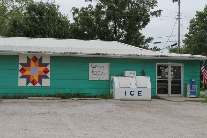 Wilson Grocery located at 124 N. Hwy 148